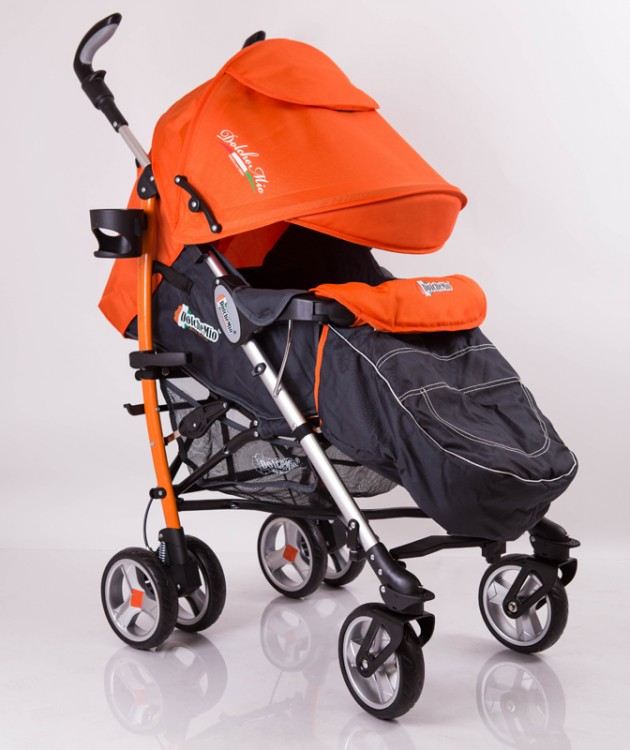 Детская коляска DolcheMio-SH638APB Orange