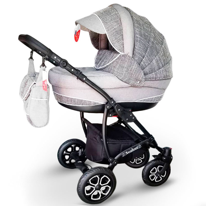 Baby Stroller 2 in 1 AVALON ekoleon