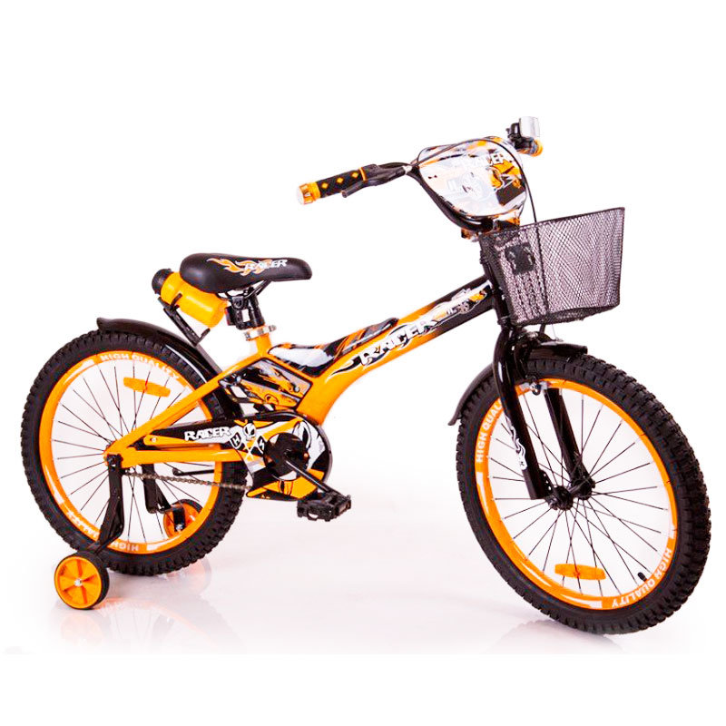 "Children's Bike ""Racer-20"" inch Orange"