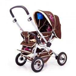 Baby Stroller Sigma H-538AF (inflatable wheels)