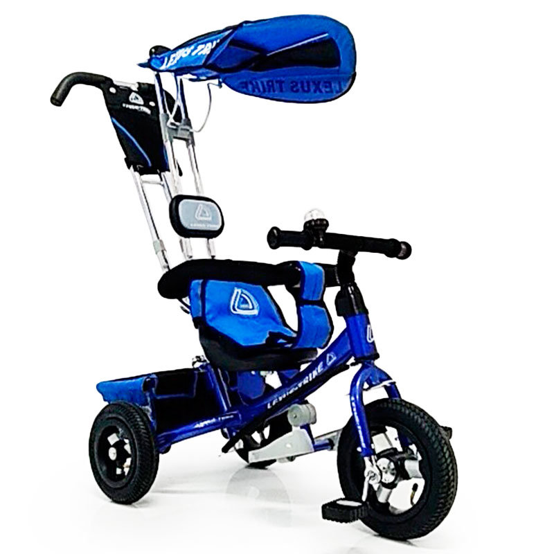 Bicycle tricycle WS-862AW 12 \ 10, Blue