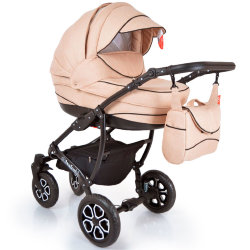 Baby Stroller 2 in 1 AVALON biege