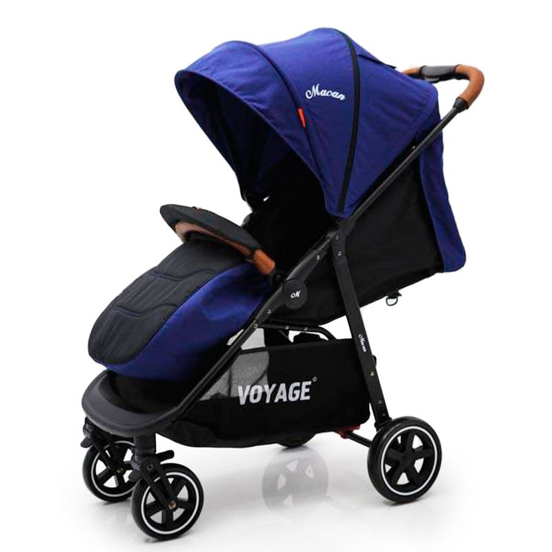 "Baby Stroller ""MACAN"" T619F Blue"