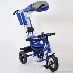 Велосипед Lex-007 (12/10 AIR wheels) Blue