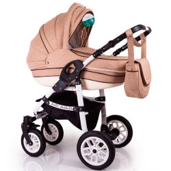 Child Stroller 2 in 1 Вaby Marlen Cappuccino