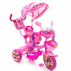 Tricycle  WS-828R-2 (NP) Girl
