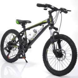 Bike HAMMER-20 Black-Green