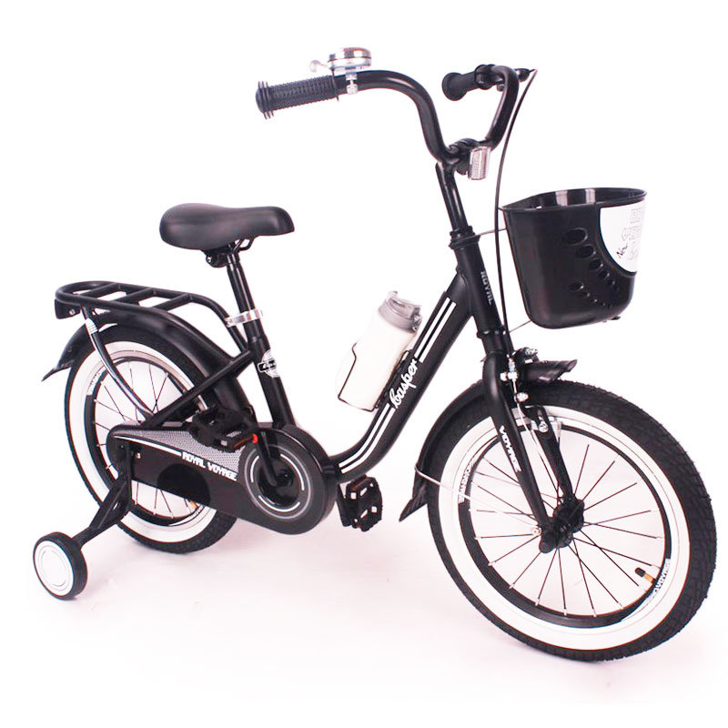 "Bike ""CASPER-16"" Black"