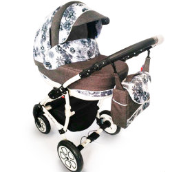 Baby Stroller 2 in 1 AVALON