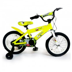 Children's Bike 16 N-300 Yellow