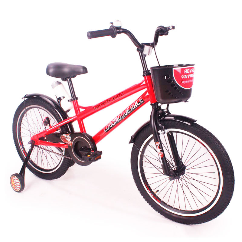 "Bike ""Zebr CROSSING-20"" Red"