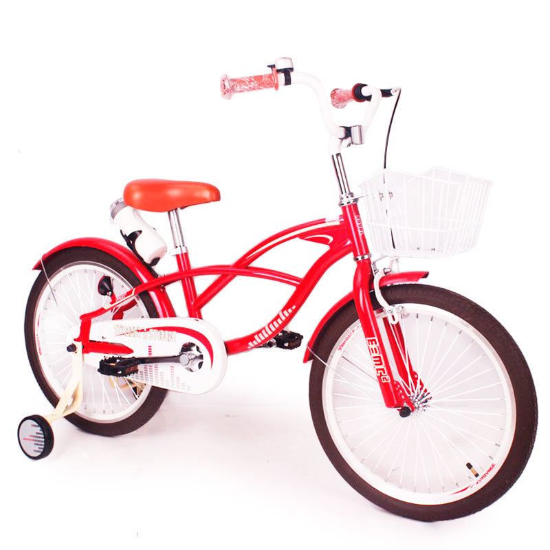 "Bike ""STRAIGHT A STUDENT-20"" Red"