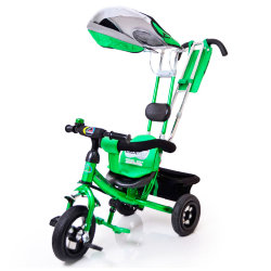 Bicycle Lex-007 (10/8 AIR wheels) Green