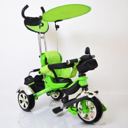 Bicycle Tri-wheeled Lexus-Trike LX-600 Green