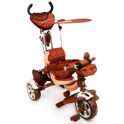 Bicycle Tri-wheeled Lexus-Trike LX-600 Brown
