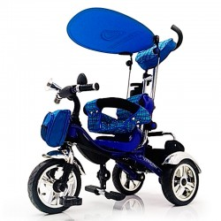 Tricycle Lexus-Trike LX-570 blue